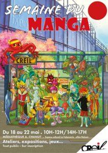 Semaine du Manga : du