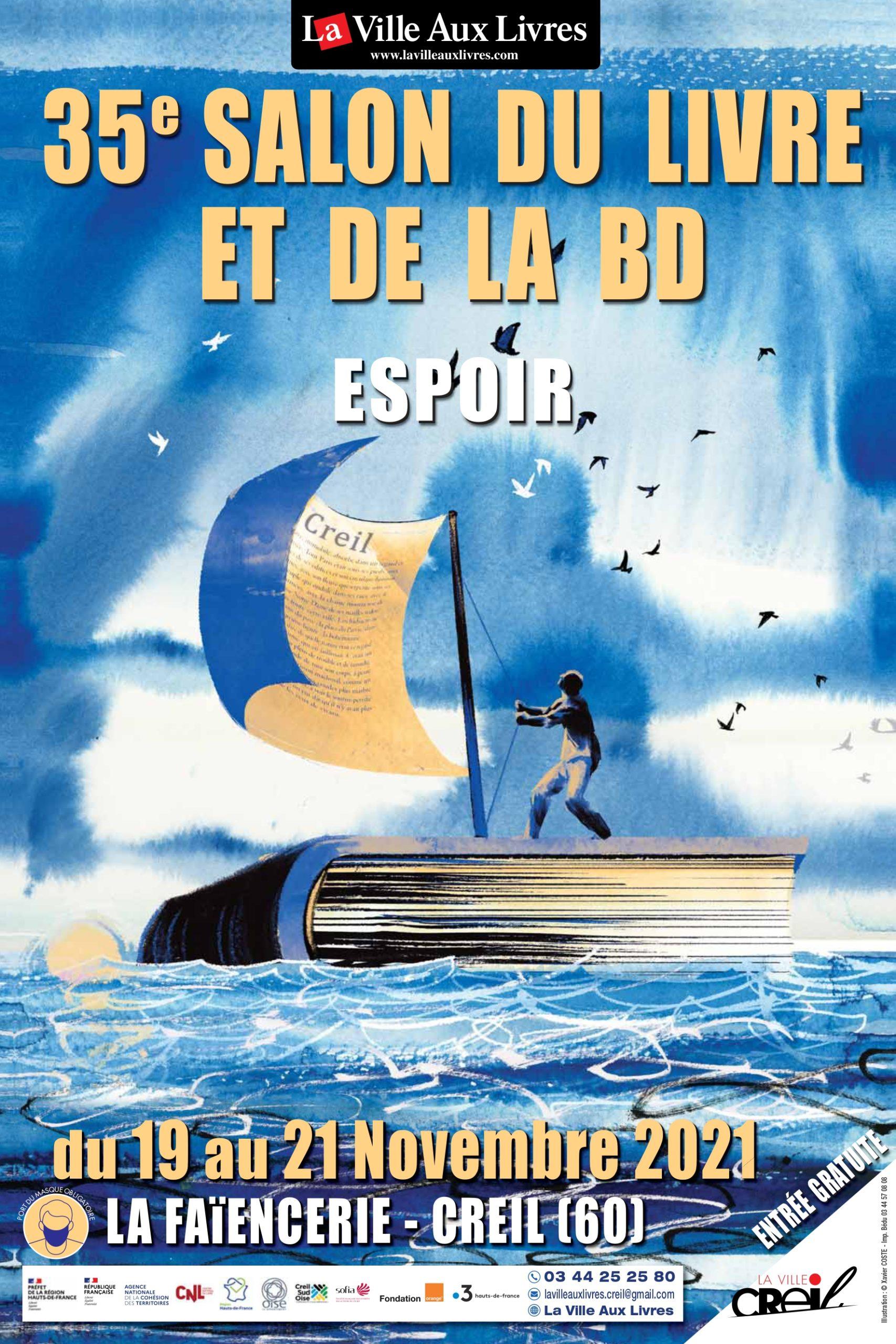 35è Salon du livre & de la BD